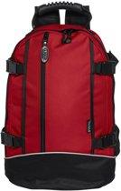 Clique Backpack II Rood rugtas