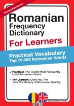 Romanian Frequency Dictionary For Learners - Practial Vocabulary - Top 10000 Romanian Words