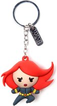 Marvel - Black Widow Kawaii 3D - Sleuterhanger