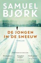 Boek cover De jongen in de sneeuw van Samuel Bjørk (Onbekend)