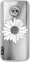 Casetastic Softcover Motorola Moto G6 - Daisy Transparent