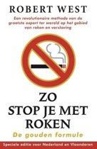 Zo stop je met roken - De gouden formule (POD)
