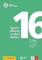 DLL 16: Sprachbildung in allen Fächern Buch + DVD