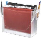 Hangmappenbox HAN Swing Comfort zonder deksel transparant