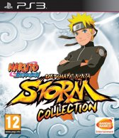 NARUTO SHIPPUDEN ULTIMATE NINJA STORM COLLECTION 1+2+3