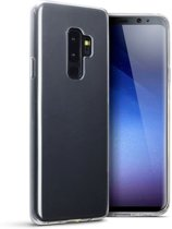 Samsung Galaxy S9+ hoesje - CaseBoutique - Transparant - TPU