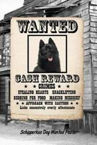 Schipperkes Dog Wanted Poster