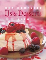 Het Complete Ijs & Desserts Boek
