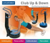 Lanaform Club Up & Down - Trilplaat