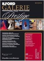 Ilford GALERIE Prestige Smooth Pearl pak fotopapier Wit Parel A4