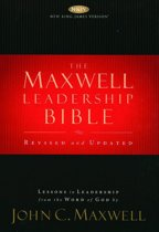 NKJV Maxwell Ldrsh. Bible Rev. Colour HC