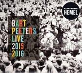 Bart Peeters Live 2015 - 2016