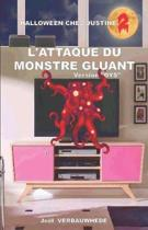 L'Attaque Du Monstre Gluant - Version Dys