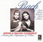 J.S. Bach: Arias for Soprano & Oboe