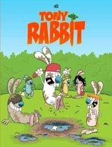 Konijnen 01. tony rabbit en ronan rabbit