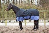 Harry's Horse Deken Thor 200gr 2Tone Black Marlin 185cm