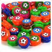 20 stuks grabbelton voetbal jojo / uitdeelcadeautjes