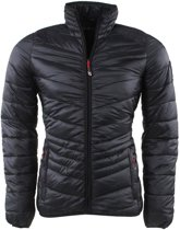 Geographical Norway - Heren Tussenjas - Winterjas - Damyel - Zwart