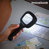 Innovagoods 3X vergrootglas met led- en UV-licht
