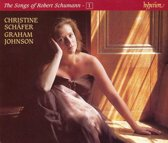 The Songs of Robert Schumann Vol 1 / Schafer, Johnson