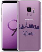 Galaxy S9 Hoesje Parijs