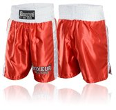 Boxe Shorts-red