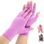 Pro-orthic Reuma Artritis Compressie Handschoenen Paars - Large