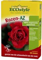 ECOstyle Rozen-AZ - 2 kg - organische rozenmest voor 50 rozenplanten