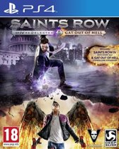 Saints Row IV (4): Re-Elected & Saints Row: Gat Out Of Hell (PS4)