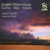 English Piano Music: Gurney, Elgar, Howells