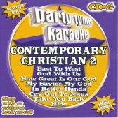 Party Tyme Karaoke: Contemporary Christian, Vol. 2