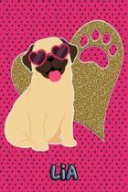Pug Life Lia