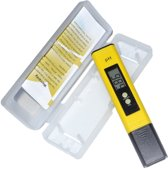 Digitale PH Meter LCD Model 2018 met opbergbox!