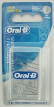 Oral-B Interdental Navulborstels Medium/Large- 12 stuks