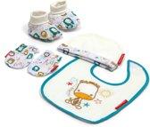 Fisher-price Babykleding Giftset 4-delig