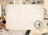 25 enveloppen Vintage C6 formaat Envelop. Ook als mix verkrijgbaar
