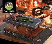 JoY@mat - Gourmet - BBQ - Fondue - Teppanyaki Mat - Cooking with Love - 50cm x 70cm