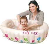 Opblaasbaar baby badje - Met