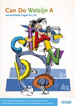 Can Do - Welzijn Engels A1/B2 - Leerwerkboek deel A