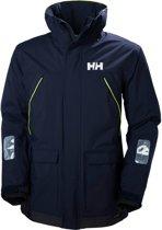 Helly Hansen Pier Sportjas - Maat XL  - Mannen - blauw/geel