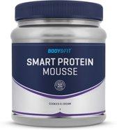 Body & Fit Smart Protein Mousse - Eiwitrijk toetje - 450 gram - Cookies & Cream