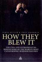Boekomslag van 'How They Blew It'
