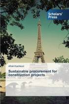 Sustainable Procurement for Construction Projects