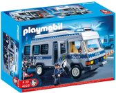 Playmobil 4023 Police Transport Vehicle