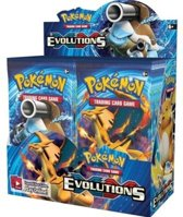 Pokemon kaarten XY12 Evolutions - Boosterbox (36 Booster Packs)