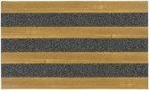 MD-Entree deurmat Woodland Oak bruin 46x76 cm