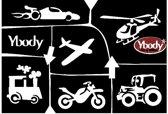 Stencil Transport Y body