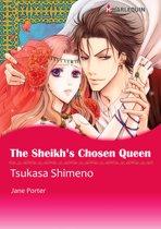 The Sheikh's Chosen Queen (Harlequin Comics)