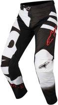 Alpinestars Crossbroek Racer Braap Black/White/Red-32