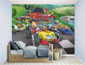 Walltastic - Mickey Mouse behang (245 x 305 cm)